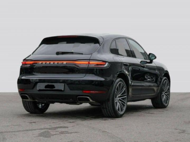 Porsche Macan MALUS ECOLOGIQUE COMPRIS noir métallisé  - 2
