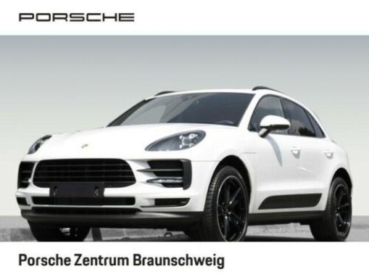 Porsche Macan Porsche Macan 2.0 245 , JA 21°, 1ère main , TOP, Caméra , Garantie Constructeur 01/2022 Blanc PURE WHITE - 1