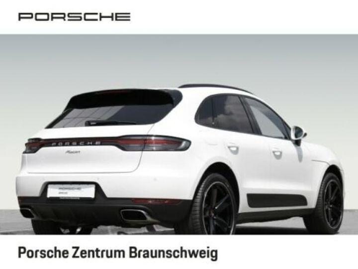 Porsche Macan Porsche Macan 2.0 245 , JA 21°, 1ère main , TOP, Caméra , Garantie Constructeur 01/2022 Blanc PURE WHITE - 2