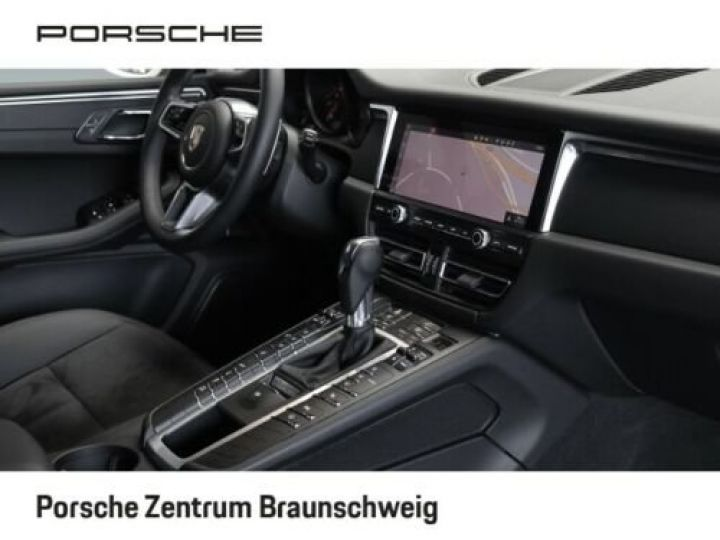 Porsche Macan Porsche Macan 2.0 245 , JA 21°, 1ère main , TOP, Caméra , Garantie Constructeur 01/2022 Blanc PURE WHITE - 3