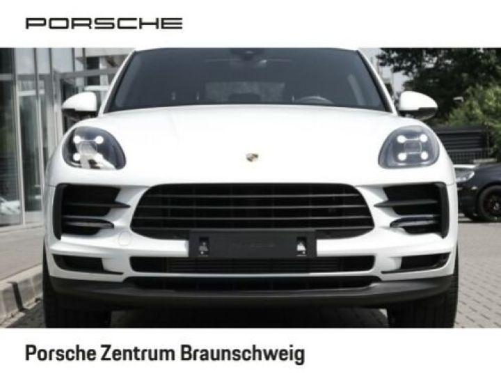 Porsche Macan Porsche Macan 2.0 245 , JA 21°, 1ère main , TOP, Caméra , Garantie Constructeur 01/2022 Blanc PURE WHITE - 4