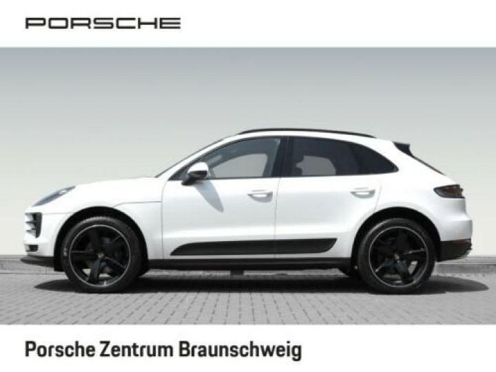 Porsche Macan Porsche Macan 2.0 245 , JA 21°, 1ère main , TOP, Caméra , Garantie Constructeur 01/2022 Blanc PURE WHITE - 6