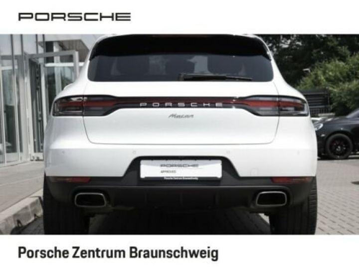 Porsche Macan Porsche Macan 2.0 245 , JA 21°, 1ère main , TOP, Caméra , Garantie Constructeur 01/2022 Blanc PURE WHITE - 7