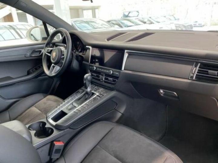 Porsche Macan Porsche Macan 2.0 245 , PASM, TOP, Caméra, 1ère Main , Garantie Constructeur 10/2021 BLANC PURE WHITE - 4