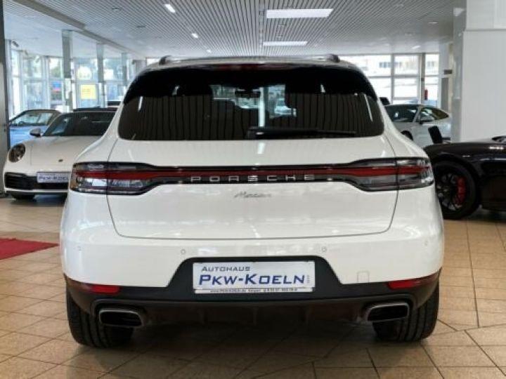 Porsche Macan Porsche Macan 2.0 245 , PASM, TOP, Caméra, 1ère Main , Garantie Constructeur 10/2021 BLANC PURE WHITE - 8