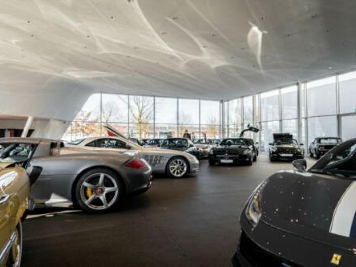 Porsche Macan Porsche Macan 2.0L 245 , 1ère main, TOP, Caméra , BOSE, Garantie Constructeur 09/2022 Noir schwarz - 13
