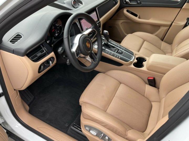 Porsche Macan Porsche Macan 252Cv PDK/GPS/TOIT PANO/JANTES21/BOSE Blanc - 2