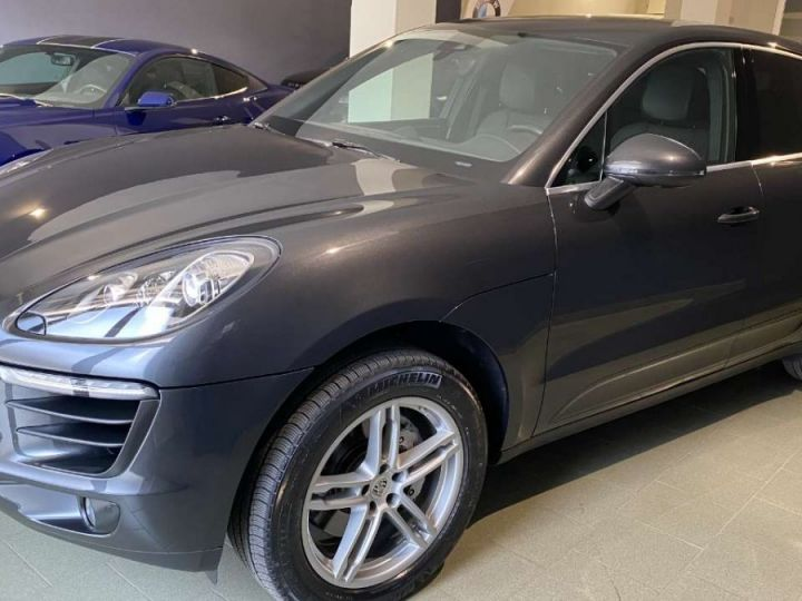 Porsche Macan Porsche Macan 3.0 S/TOIT OUVRANT/ PACK CHRONO/FINANCEMENT COFIDIS/ GARANTIE 12 MOIS Gris  - 8