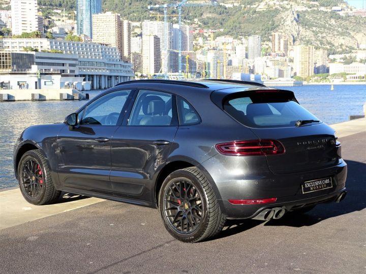 Porsche Macan PORSCHE MACAN GTS 3.0 V6 PDK 360 CV - MONACO GRIS METAL - 6