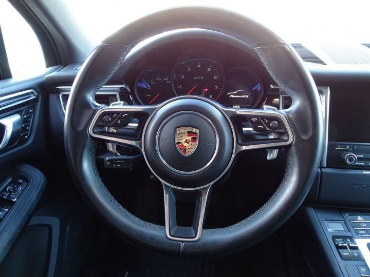 Porsche Macan PORSCHE MACAN GTS 3.0 V6 PDK 360 CV - MONACO GRIS METAL - 14