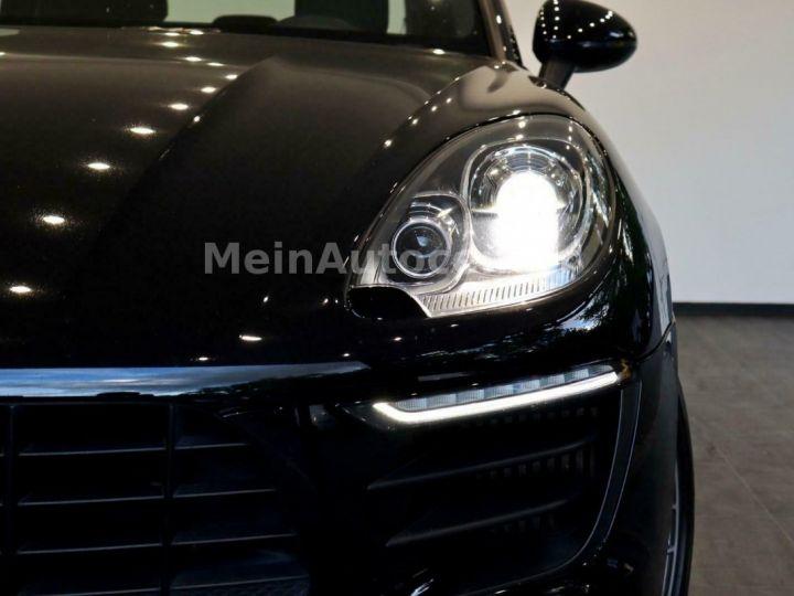 Porsche Macan Porsche Macan  PDK  S Diesel Toit Panoramique/Entretiens Porsche / 1ere MainGarantie 12 Mois  Noir - 5