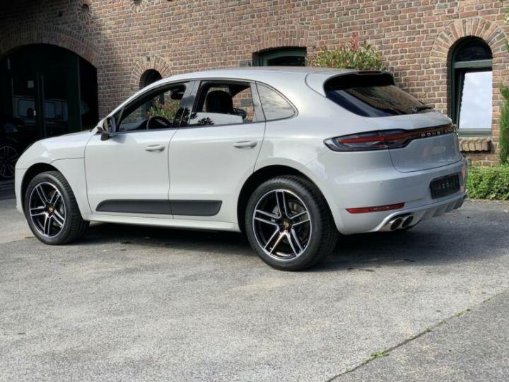 Porsche Macan porsche macan S  blanc craie - 2