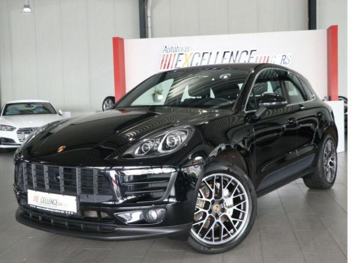 Porsche Macan PORSCHE MACAN S 258 * TOIT OUVRANT *  noir - 1