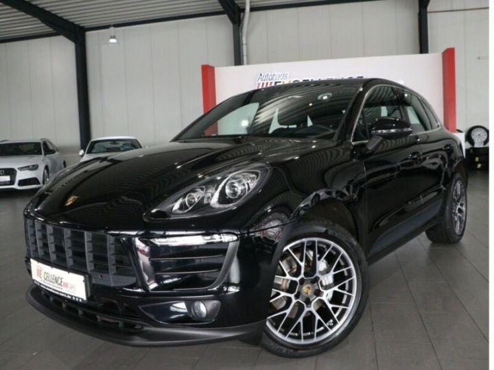 Porsche Macan PORSCHE MACAN S 258 * TOIT OUVRANT *  noir - 2