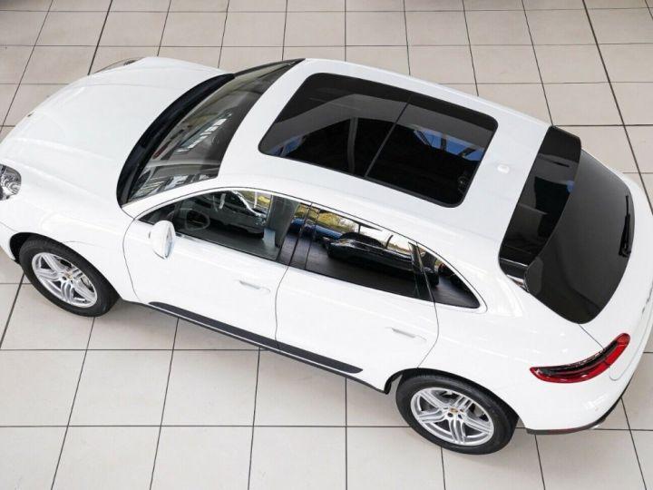 Porsche Macan Porsche Macan S 3.0 V6 340 ch S PDK/GPS/TOIT PANO/FAIBLE KM/GARANTIE 12 MOIS Blanc - 7