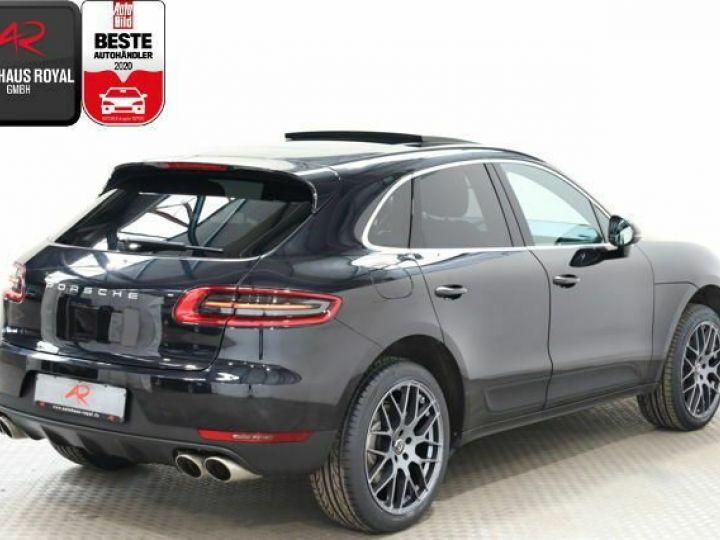 Porsche Macan Porsche Macan S Diesel PDK MEMORY,PASM,PANO,GARANTIE 12 MOIS Noir - 3