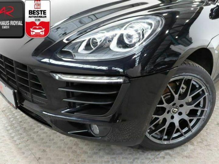 Porsche Macan Porsche Macan S Diesel PDK MEMORY,PASM,PANO,GARANTIE 12 MOIS Noir - 7