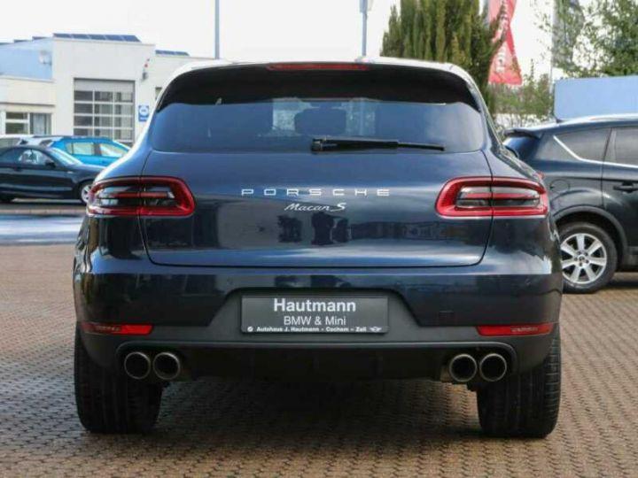 Porsche Macan PORSCHE MACAN S * GARANTIE 12 MOIS *  bleu metallisé - 2