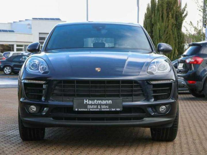 Porsche Macan PORSCHE MACAN S * GARANTIE 12 MOIS *  bleu metallisé - 4