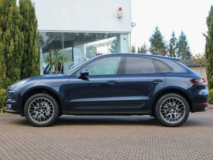 Porsche Macan PORSCHE MACAN S * GARANTIE 12 MOIS *  bleu metallisé - 5