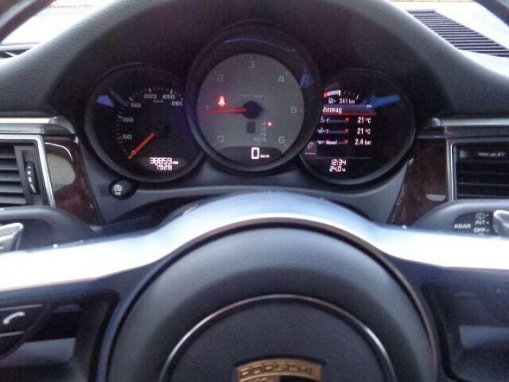 Porsche Macan Porsche Macan S, PDK, PCM, Camera, 20, PTC, Bose Acajou métallique - 7