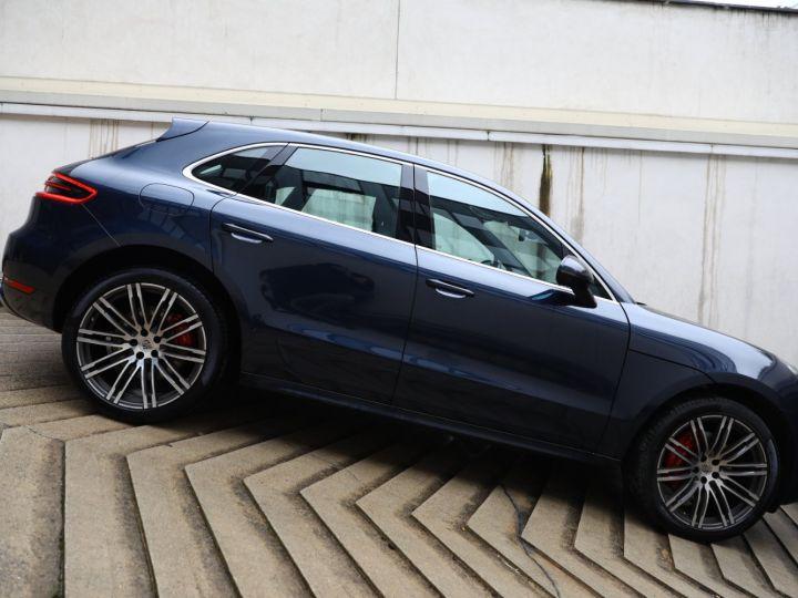Porsche Macan PORSCHE MACAN TURBO 400CV / PANO/360 /1 MAIN /FULL OPTIONS Dark Blue - 2