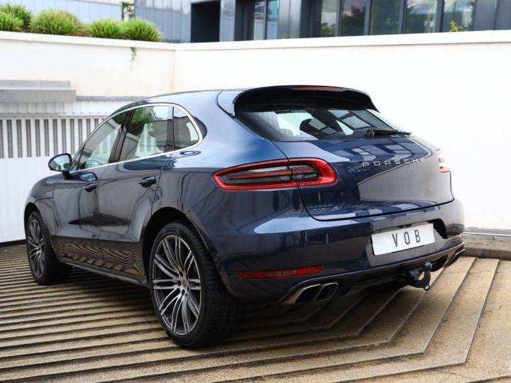 Porsche Macan PORSCHE MACAN TURBO 400CV / PANO/360 /1 MAIN /FULL OPTIONS Dark Blue - 7