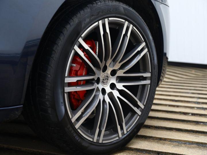 Porsche Macan PORSCHE MACAN TURBO 400CV / PANO/360 /1 MAIN /FULL OPTIONS Dark Blue - 13