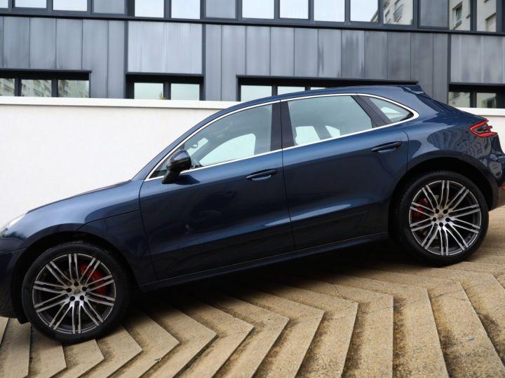 Porsche Macan PORSCHE MACAN TURBO 400CV PDK/ PANO/360 /ACC /1 MAIN /FULL OPTIONS Dark Blue - 3