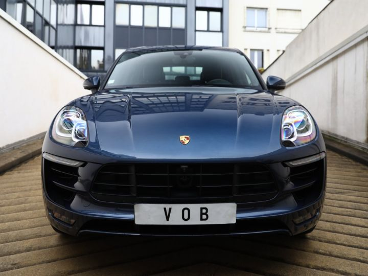 Porsche Macan PORSCHE MACAN TURBO 400CV PDK/ PANO/360 /ACC /1 MAIN /FULL OPTIONS Dark Blue - 6