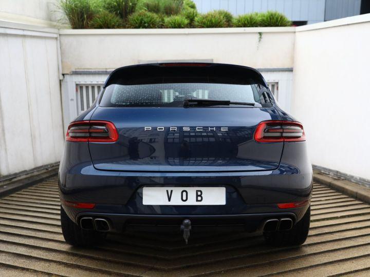 Porsche Macan PORSCHE MACAN TURBO 400CV PDK/ PANO/360 /ACC /1 MAIN /FULL OPTIONS Dark Blue - 9
