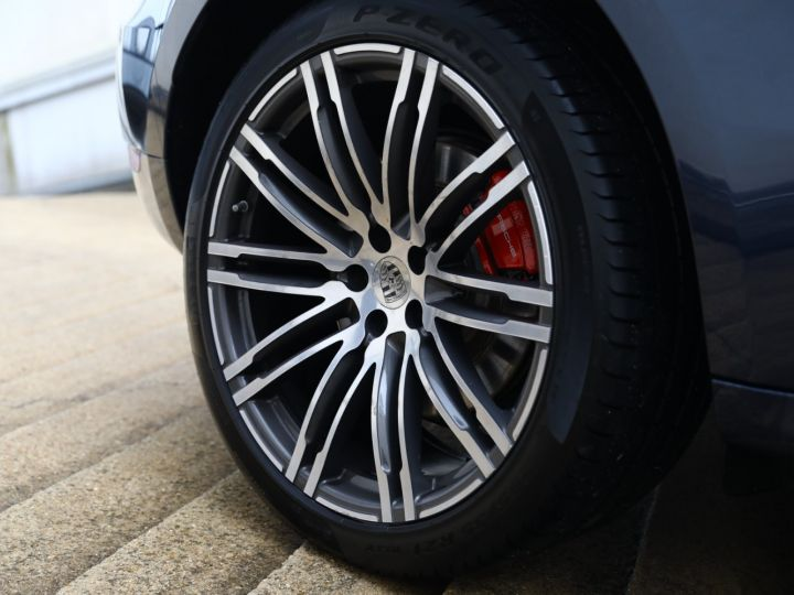 Porsche Macan PORSCHE MACAN TURBO 400CV PDK/ PANO/360 /ACC /1 MAIN /FULL OPTIONS Dark Blue - 14