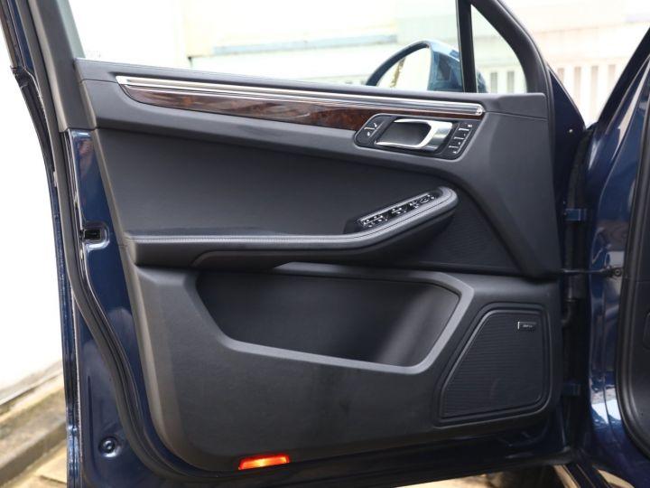 Porsche Macan PORSCHE MACAN TURBO 400CV PDK/ PANO/360 /ACC /1 MAIN /FULL OPTIONS Dark Blue - 21