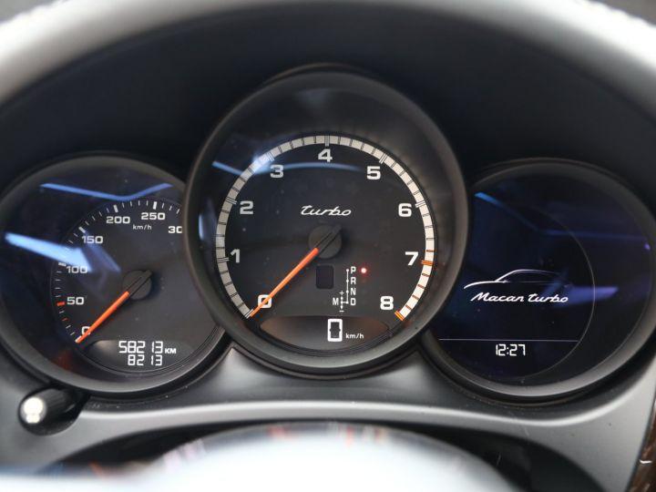 Porsche Macan PORSCHE MACAN TURBO 400CV PDK/ PANO/360 /ACC /1 MAIN /FULL OPTIONS Dark Blue - 25