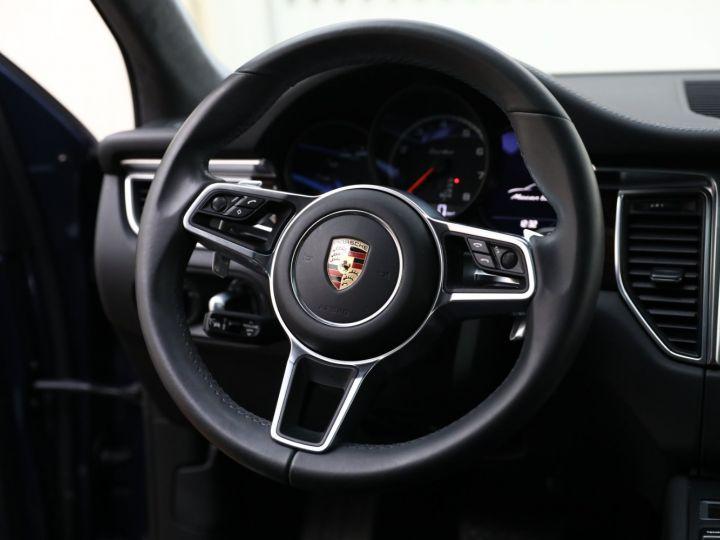 Porsche Macan PORSCHE MACAN TURBO 400CV PDK/ PANO/360 /ACC /1 MAIN /FULL OPTIONS Dark Blue - 31