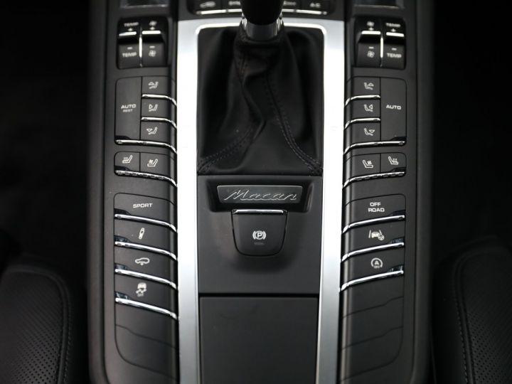 Porsche Macan PORSCHE MACAN TURBO 400CV PDK/ PANO/360 /ACC /1 MAIN /FULL OPTIONS Dark Blue - 32