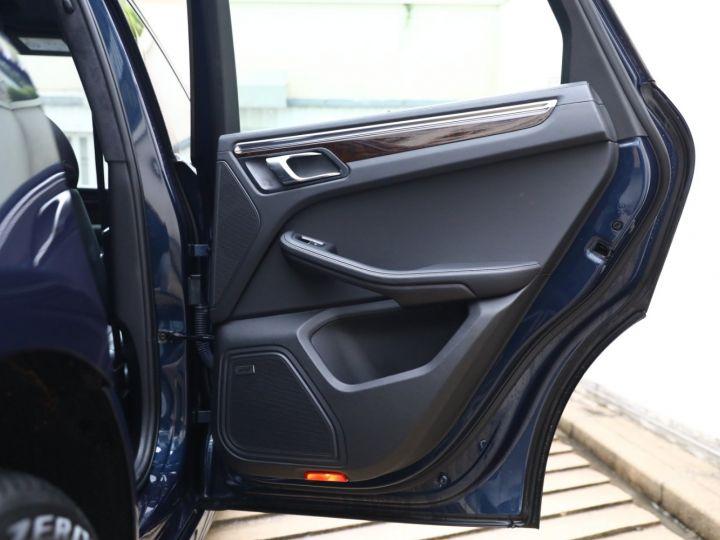 Porsche Macan PORSCHE MACAN TURBO 400CV PDK/ PANO/360 /ACC /1 MAIN /FULL OPTIONS Dark Blue - 38