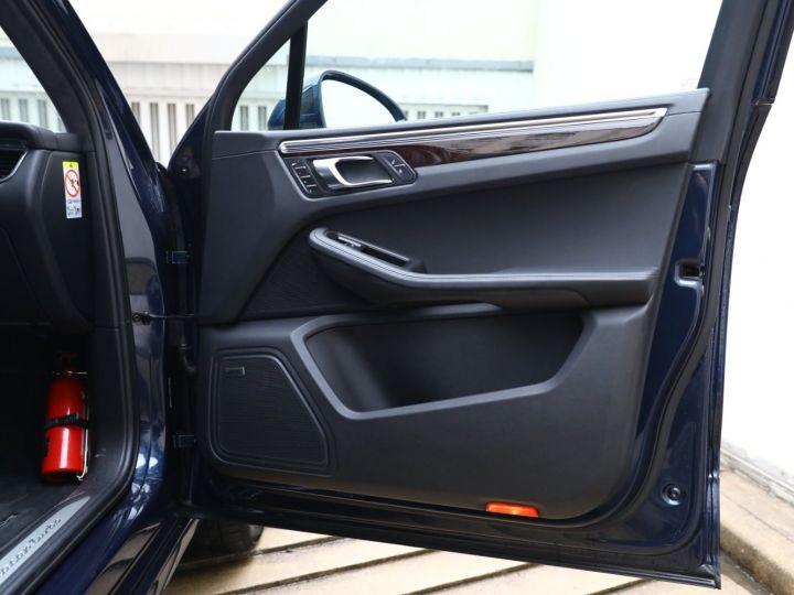 Porsche Macan PORSCHE MACAN TURBO 400CV PDK/ PANO/360 /ACC /1 MAIN /FULL OPTIONS Dark Blue - 40