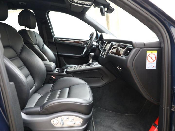 Porsche Macan PORSCHE MACAN TURBO 400CV PDK/ PANO/360 /ACC /1 MAIN /FULL OPTIONS Dark Blue - 42