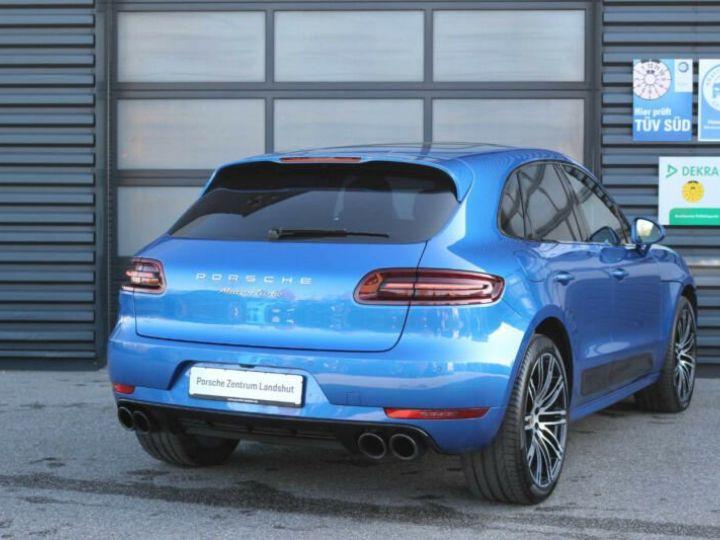 Porsche Macan Porsche Macan Turbo Performance  Bleu Peinture métallisée - 3