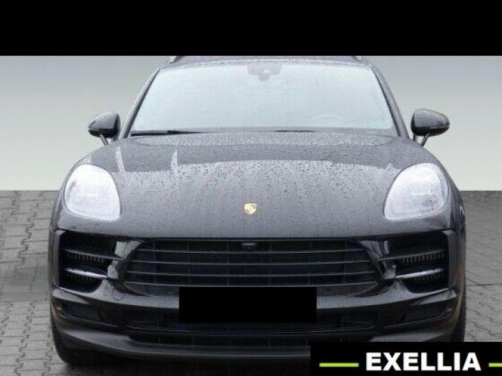 Porsche Macan S NOIR PEINTURE METALISE  Occasion - 1