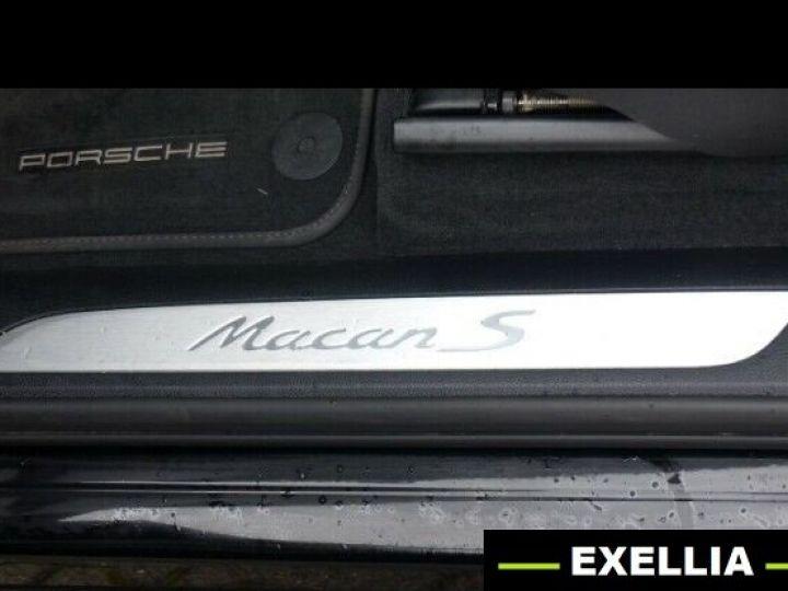 Porsche Macan S NOIR PEINTURE METALISE  Occasion - 9