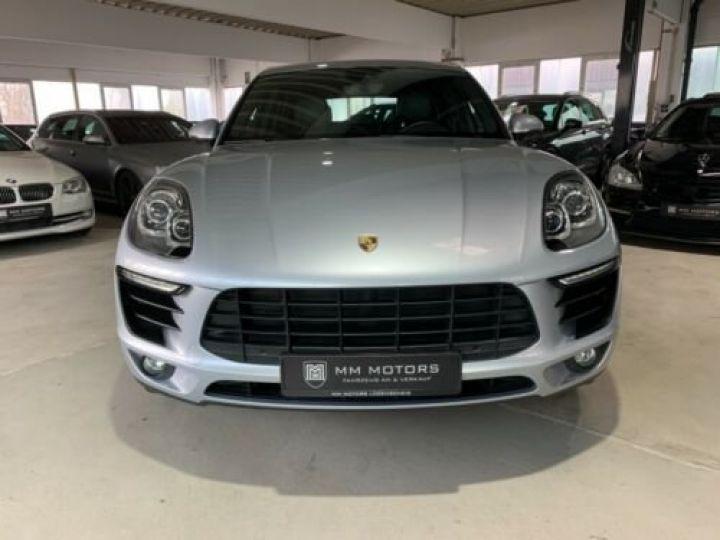 Porsche Macan S Gris métallisée  - 8