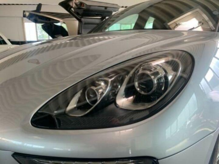 Porsche Macan S Gris métallisée  - 14