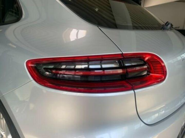 Porsche Macan S Gris métallisée  - 15