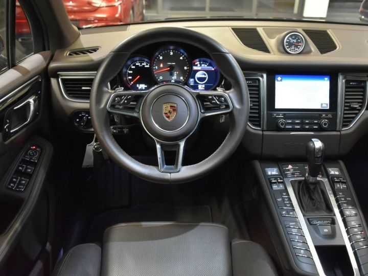 Porsche Macan S 3.0 V6 258 CH - LED-Pack sport chrono Plus -ACC-TOIT PANO -CAMERA 360-21' GRIS VOLCAN - 10