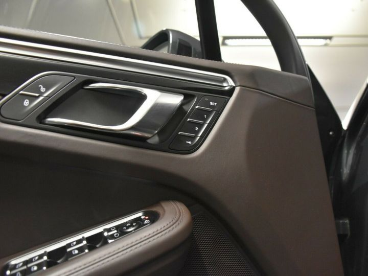 Porsche Macan S 3.0 V6 258 CH - LED-Pack sport chrono Plus -ACC-TOIT PANO -CAMERA 360-21' GRIS VOLCAN - 6