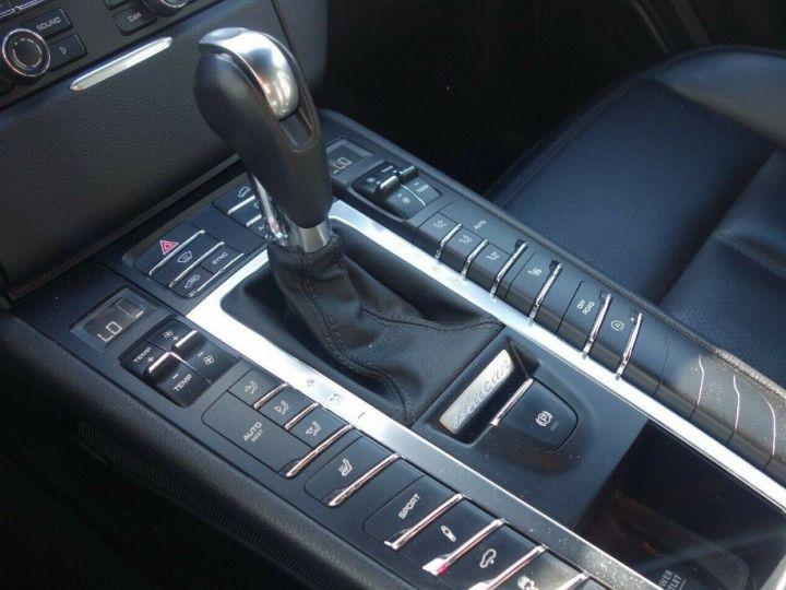 Porsche Macan S 3.0 V6 258 PDK DIESEL PASM (04/2014) noir métal - 19