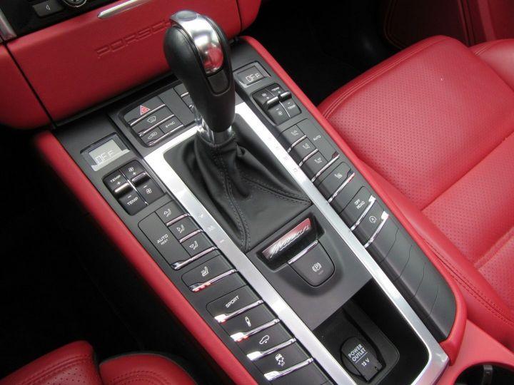 Porsche Macan S 3.0 V6 340CH PDK Noir Occasion - 11
