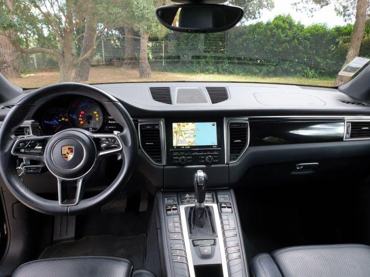 Porsche Macan S 3.0 V6 DIESEL PDK NOIR METALLISE - 12